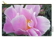 What's In A Name - Bowl Of Beauty Peony Carry-all Pouch
