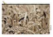 Wheat Close Up Summer Season Carry-all Pouch