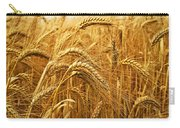 Wheat Carry-all Pouch by Elena Elisseeva