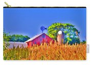 Wheat Farm Near Gettysburg Carry-all Pouch
