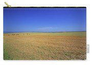 Wheat Field After Harvest Carry-all Pouch
