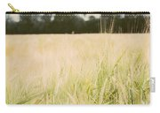 Wheat Field Closeup Carry-all Pouch