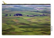 Wheat Fields Of The Palouse - Eastern Washington State Carry-all Pouch