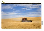 Wheat Harvest Carry-all Pouch by Mike  Dawson