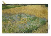 Wheatfield Arles, June 1888 Vincent Van Gogh 1853 - 1890 Carry-all Pouch