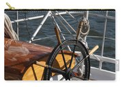 Sailingship Wheel Carry-all Pouch