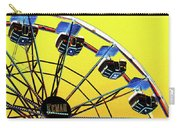 Wheel Of Fun Carry-all Pouch