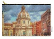 When In Rome 25 - Piazza Venezia 1 Carry-all Pouch