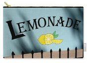 When Life Gives You Lemons Carry-all Pouch