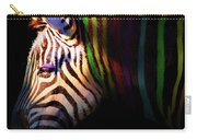 When Zebras Dream 7d8908 Square Carry-all Pouch