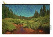 Where Brookies Swim Carry-all Pouch