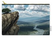 Where Eagles Soar Carry-all Pouch