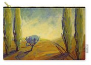 Where Evening Begins 2 Carry-all Pouch