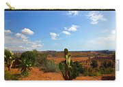 Where The Cactus Grow Carry-all Pouch