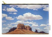 Where The Earth Meets The Sky Carry-all Pouch