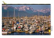 Where The Land Ends ... Carry-all Pouch