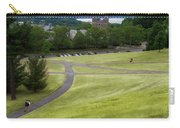 Where The Paths Cross Cornell University Ithaca New York Carry-all Pouch