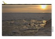 Where The Pier Meets The Sun Carry-all Pouch