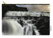 Where The Water Falls Carry-all Pouch