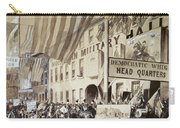 Whig Party Parade, 1840 Carry-all Pouch