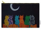 Whimsical Cats Carry-all Pouch