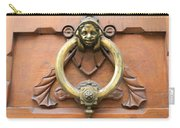 Whimsical Door Knocker Carry-all Pouch