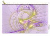 Whimsical In Purple Carry-all Pouch