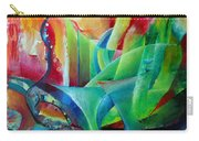 Whimsical Mood-landscape And Fields Carry-all Pouch