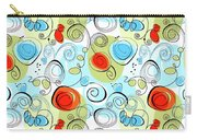 Whimsical Seamless Pattern Carry-all Pouch