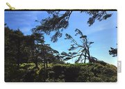 Whimsical Trees Carry-all Pouch