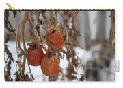 Whimsical Winter Carry-all Pouch