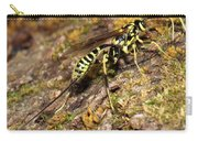 Whip Tailed Wasp Carry-all Pouch