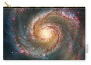 Whirlpool Galaxy  Carry-all Pouch by Jennifer Rondinelli Reilly - Fine Art Photography