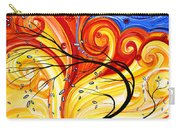 Whirlwind By Madart Carry-all Pouch