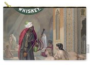 Whiskey Ad Carry-all Pouch