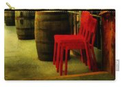 Whiskey Row Carry-all Pouch