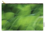 Whispering Hostas Carry-all Pouch