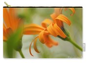 Whispers Of Orange Symphony Carry-all Pouch