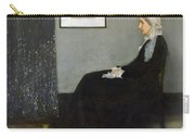 Whistlers Mother Carry-all Pouch