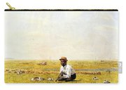 Whistling For Plover 1874 Carry-all Pouch