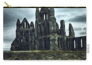 Whitby Abbey, England Carry-all Pouch