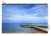 Whitby Beach Carry-all Pouch