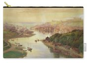 Whitby From Larpool Carry-all Pouch