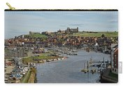 Whitby Marina And The River Esk Carry-all Pouch