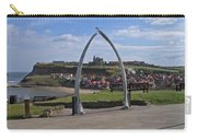 Whitby Whale Bone Arch  Carry-all Pouch
