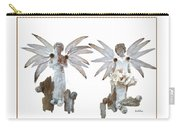 White Angels Carry-all Pouch