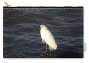 White As Snow Carry-all Pouch