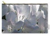 White Azaleas 2 Carry-all Pouch
