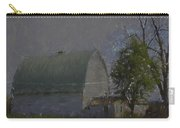 White Barn Digital Painting Carry-all Pouch