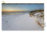 White Beaches Of Cape San Blas Carry-all Pouch